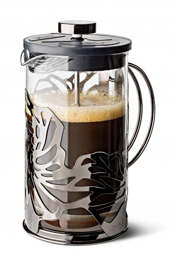 Black Onyx Чайник поршневой, 600 мл