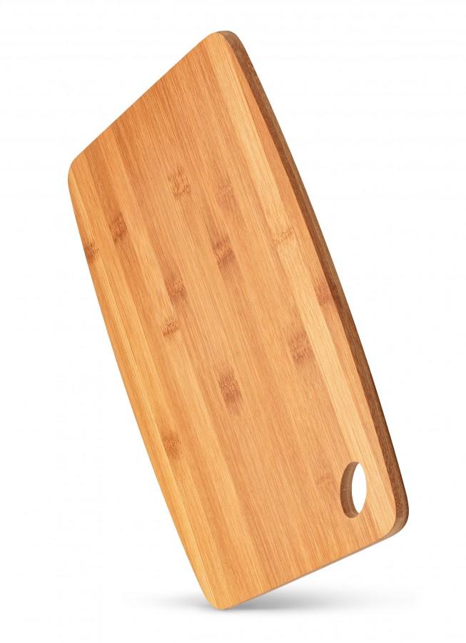 Доска разделочная бамбуковая 35 х 25 х 1 см