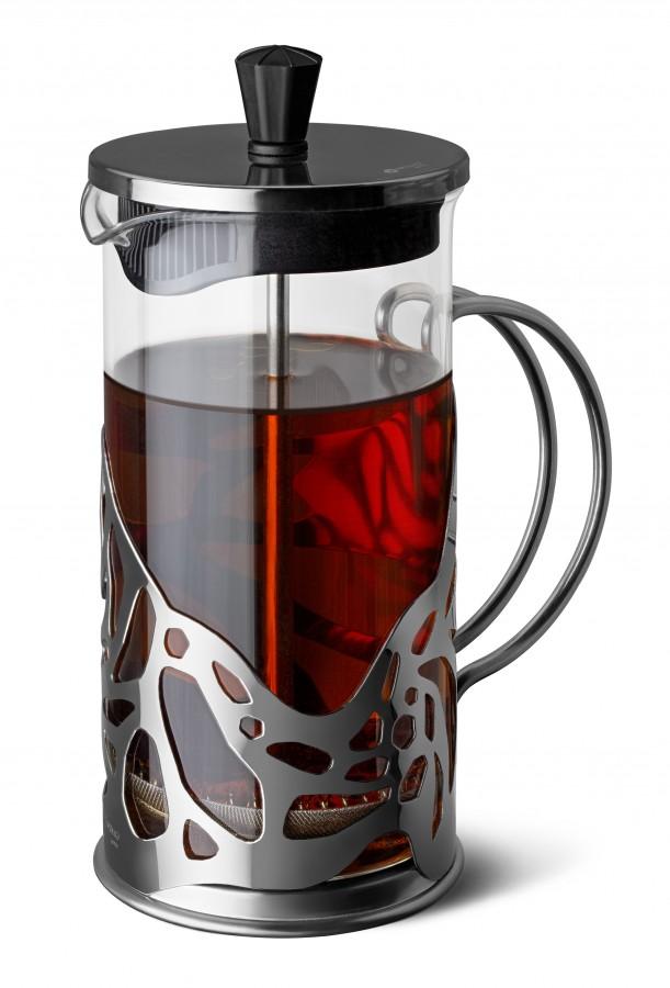 Поршневой чайник Cite Silver, 350 мл